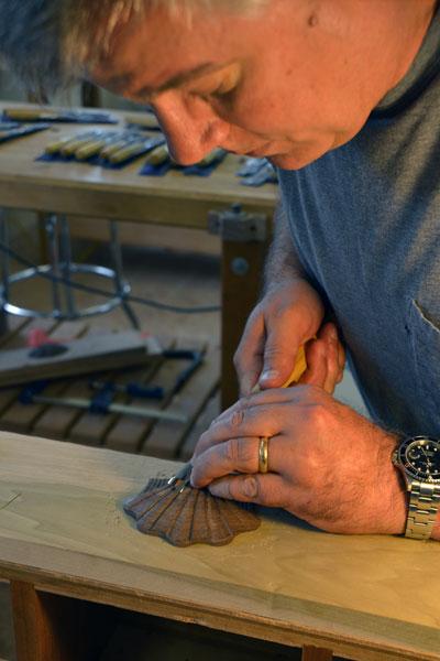 Carving Class Blog - Lonnie Bird