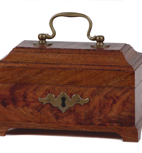 Jewelry Box - Exterior
