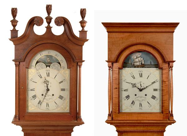 Build A Tall Case Clock Lonnie Bird